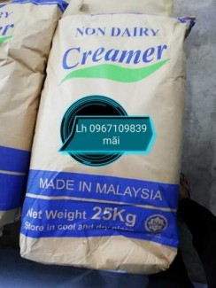 Bột pha trà sữa non dairy cream malaysia