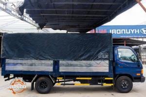 Xe tải 7 tấn HYUNDAI HD700 thùng mui bạt