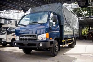 2018-08-15 22:07:40  3  Xe tải 7 tán HYUNDAI HD700 thùng mui bạt 610,000,000