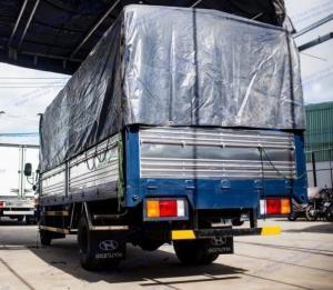 2018-08-15 22:07:40  5  Xe tải 7 tán HYUNDAI HD700 thùng mui bạt 610,000,000