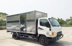 Xe tải 7 tấn Hyundai Hd700 thùng kín