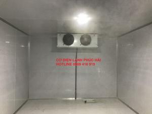 Chuyên phân phối dàn lạnh công nghiệp  dùng cho kho lạnh