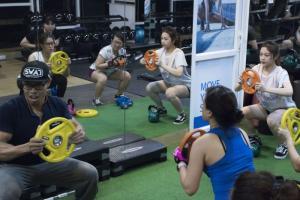 Gymaster KDC Trung Sơn TPHCM – Gym Giảm Cân, Thon Gọn Trọn Gói 1 Tháng