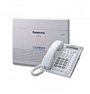 Tổng Đài Điện Thoại PANASONIC KX-TES824 (824)
