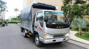 Khuyến mãi xe tải Jac 2.4t thùng 3.7m trả góp