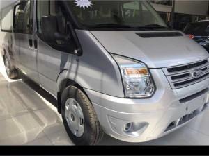 Ford Transit Limited phiên bản độ cao cấp