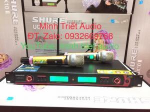 Micro Không Dây Shure UGX10 II   -   Hàng loại 1, Bảo hành 1 năm