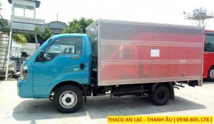 Mua bán xe Kia K250 tải trọng 2,49 tấn vào...