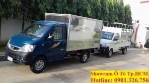 Xe tải Thaco Towner 990 mới 2018, tải trọng 990 kg, Tiêu chuẩn khí thải Euro 4