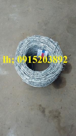 Chuyên cung cấp dây thép gai làm hàng dào