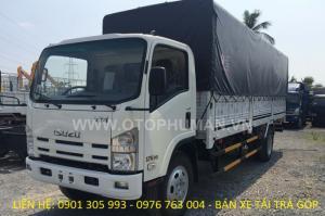 Xe tải Isuzu 8 tấn 2 nhãn hiệu Vĩnh Phát nhập khẩu .