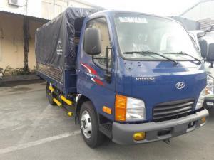 Giá Xe Tải Hyundai N250 2.5 Tấn Thùng Mui Bạt , Trả Góp 90% Xe Giao Ngay