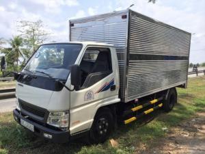 Khuyến mãi khủng mua xe tải Hyundai IZ49 2.5 tấn, thùng inox, trả trước 50 triệu, giao xe ngay