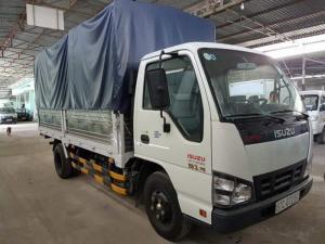 Xe tải Isuzu 2T4 QKR77FE4, thùng mui bạt, trả...