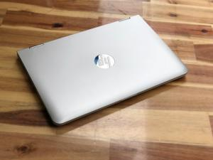 Laptop Hp Pavilion X360, i3 7100U 4G SSD128 11in Toud xoay 360 độ Full Box Giá rẻ