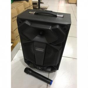 Loa kéo Kiomic ZL-808, loa karaoke mini, công suất mạnh mẽ