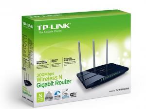 2018-08-18 09:03:15  4 Bộ phát sóng wifi TP-LINK TL-WR1043ND Chính hãng, Bảo hành 24 tháng, giao hàng tận nơi miễn phí Phát wifi TP-LINK TL-WR1043ND Chính hãng, tốc độ lên đến 450Mbps 990,000