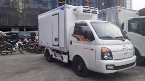 Báo Giá Xe Tải Hyundai Porter H150 1.5 Tấn Đông Lạnh , Trả Trước Chỉ 100 Triệu Tặng Định Vi GPS