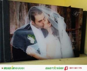 Tranh 3D sáng tạo cho ngày cưới của bạn thêm ý nghĩa