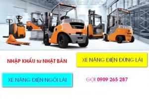 Sửa chữa bảo dưỡng xe nâng hàng giá rẻ Visip Phú Hòa Bình Dương