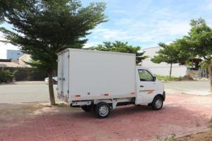 Dongben 750kg thùng cánh dơi, xe tải bán hàng lưu động, trả trước 30 triệu - Giao xe ngay