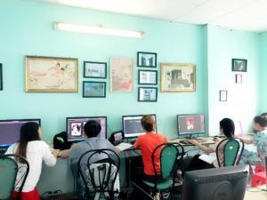 Dạy thiết kế đồ họa quảng cáo Corel draw uy tín tại Gò Vấp, tp.HCM