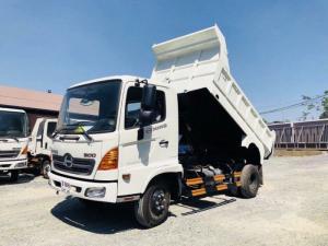 Xe tải ben Hino FC 6 tấn EURO 4 - Trả trước...