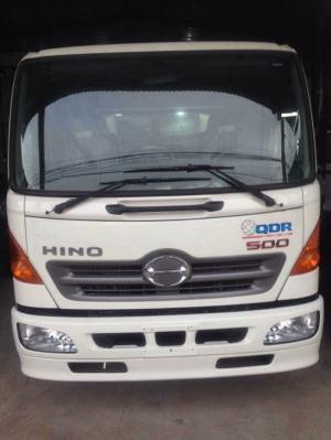 Xe tải Hino 6.4 tấn, thùng mui bạt, trả trước 100 triệu - Giao xe ngay