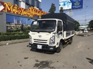 Xe tải Hyundai IZ65 Gold 2.5 tấn thùng mui bạt, trả trước 60 triệu, giao xe ngay