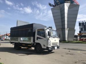 Bán xe tải Hyundai IZ65 tải trọng 1.9 tấn, thùng mui bạt, trả trước 80 triệu - GIAO XE NGAY