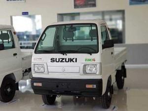 Suzuki Truck tặng 100% hỗ trợ trước bạ
