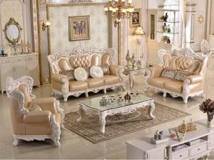 Sofa Cổ Điển Châu Âu Cho Biệt Thự Đẳng Cấp