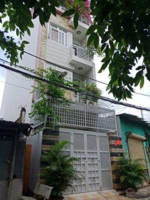 Bán nhà đường Vườn Lài, quân Tân Phú, DT 4.5mx18m, 4tấm có chỗ đậu xe hơi