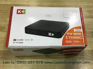 ANDROID K+TV BOX truyền hình số qua Internet