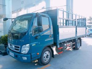 Mua bán xe tải thùng mui bạt 3,5 tấn thùng dài 4,35m tại Bà Rịa Vũng Tàu