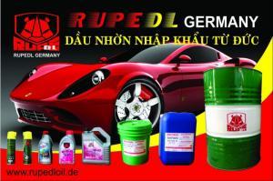 Rửa xe thay nhớtRUPEDL của Đức ở Quận 12