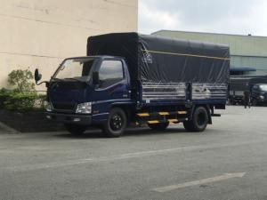 Muốn bán xe tải IZ49 2T4/2400kg/2.4 tấn - Đô Thành EURO 4 đời 2018, trả góp 80%, giá tốt Kiên Giang