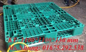 Cho thuê mua bán pallet nhựa cũ pallet nhựa mới