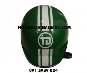 Xưởng nón bảo hiểm quảng cáo, đặt nón bảo hiểm in logo theo yêu cầu