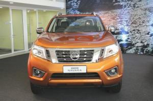 Nissan Navara VL 2018 Màu Cam