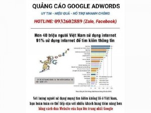 Dịch Vụ Quảng Cáo đưa Website TOPGoogle