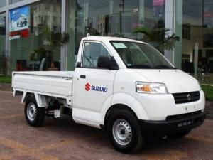 Bán xe SUZUKI  Carry Pro 650kg/700kg/750kg- Thùng Kín- Trả trước 65 triêu+khuyến mãi hấp dẫn