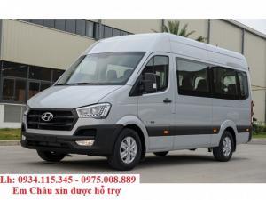 Chuyên cung cấp xe du lịch 16 chổ- HYUNDAI Solati- Nhập Khẩu- Trả góp 80%+ giá tốt Kiên Giang+SOLATI 16 Chổ