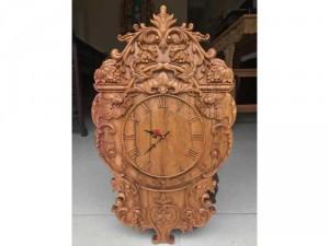 Đồng hồ treo tường gỗ quả lắc
