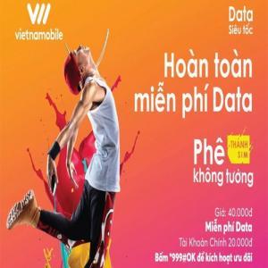 Sim Thánh Sim 4G Vietnamobile