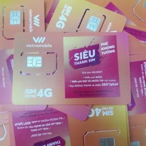 Siêu Thánh Sim - 4G Miễn Phí Data Và Gọi