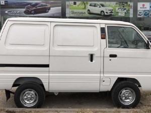 Suzuki Blind Van hỗ trợ thuế trước bạ