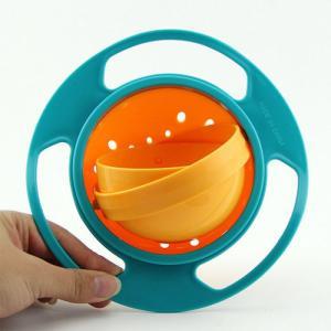 Chén ăn thông minh chống đổ xoay 360 độ