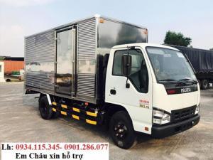Thông số chung về xe tải Isuzu 1.4 Tấn /1400kg-  QKR55F + sản xuất 2018+trả góp 80%