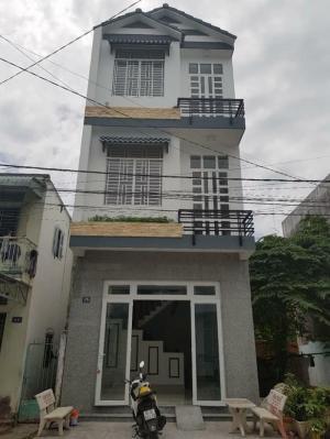 Bán Nhà 78 Đường Ngô Thì Nhậm, P. An Khánh, Q. Nk
